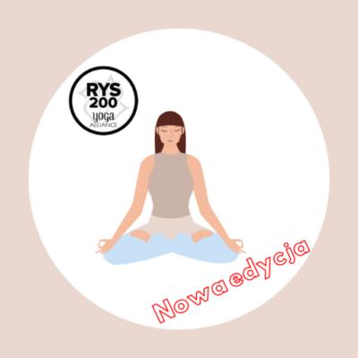 Multi Style Yoga Teacher Training Ryt 200. Kurs nauczycielski nowy nabór jesień 2021